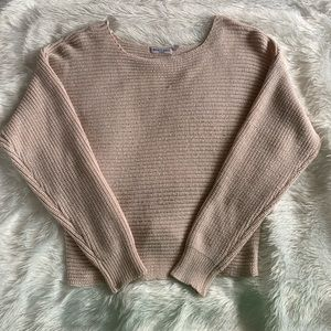 Brave Soul baby pink pullover